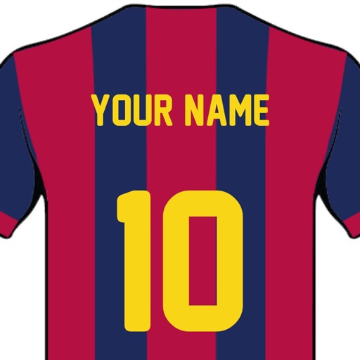 4e6edb38216 Make Your Own Football Jersey - Soccer Jersey by Sercan Sevindik