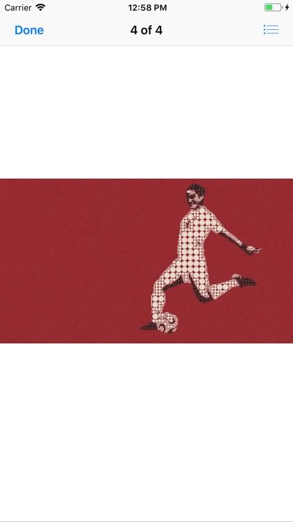 Athlete Pictogram Sticker Pack screenshot-6