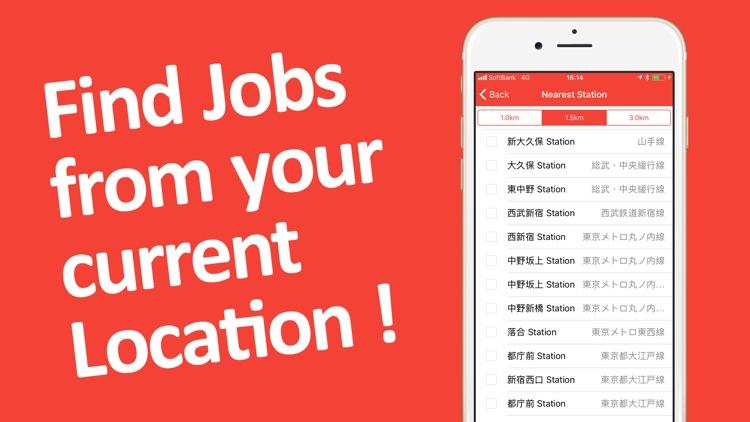 Jobs at the Fingertip screenshot-3