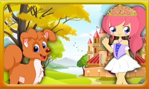 Princess Dress Up And Pet Care
