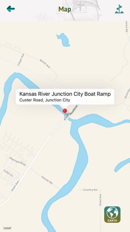 Kansas Boat Ramps - USA screenshot-3