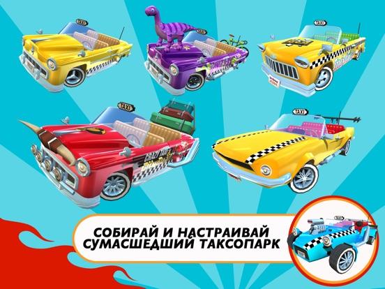Скачать игру Crazy Taxi™ City Rush