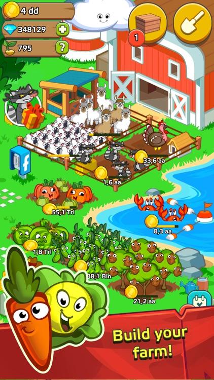 Idle Farming Clicker screenshot-0