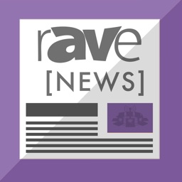 rAVe NEWS for the iPhone and iPad