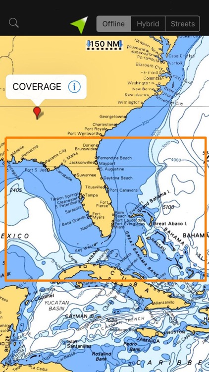 Florida GPS Nautical Charts screenshot-4