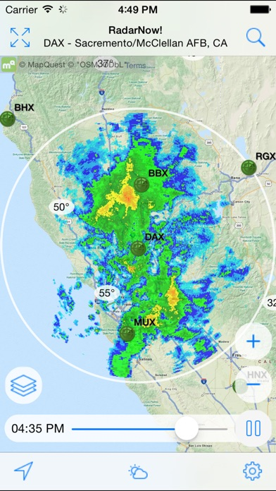 RadarNow! Weather Radar for Windows