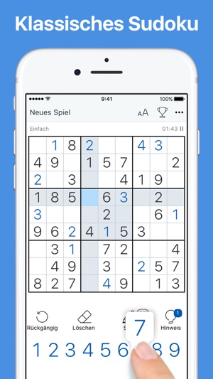 Sudoku Com Puzzle Spiel Im App Store