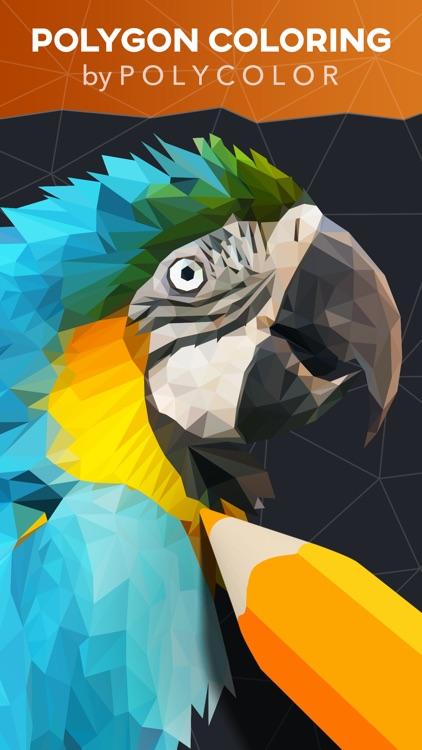 PolyColor - Color by Polygon screenshot-0