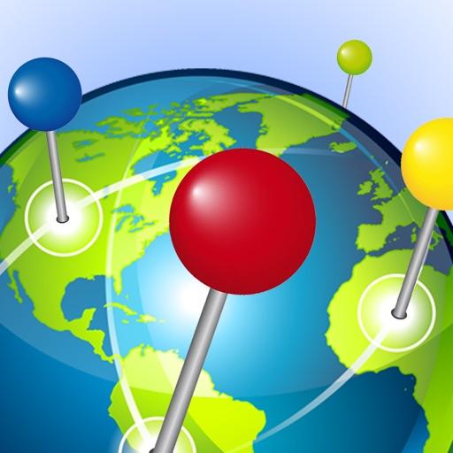 Pin the World 2