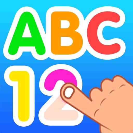 ABC 123 Writing Sentence Words