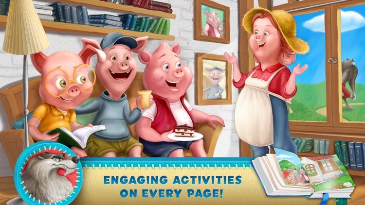 Three Little Pigs Adventure screenshot-3