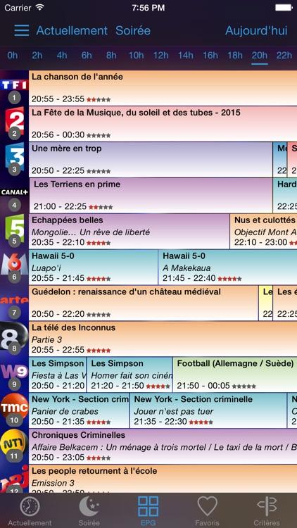 soTV, programme TV