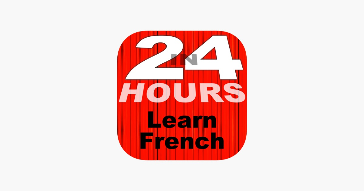 In 24 hours learn french on the app store in 24 hours learn french on the app store solutioingenieria Images