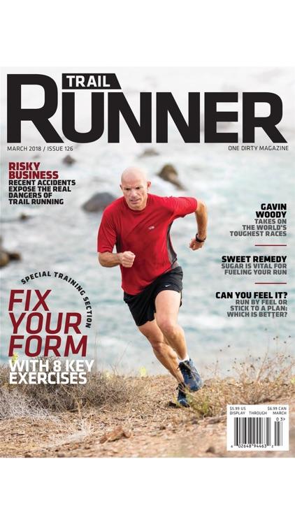 Trail Runner Magazine screenshot-3