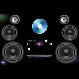 Ghetto Blaster (Music+Radio)