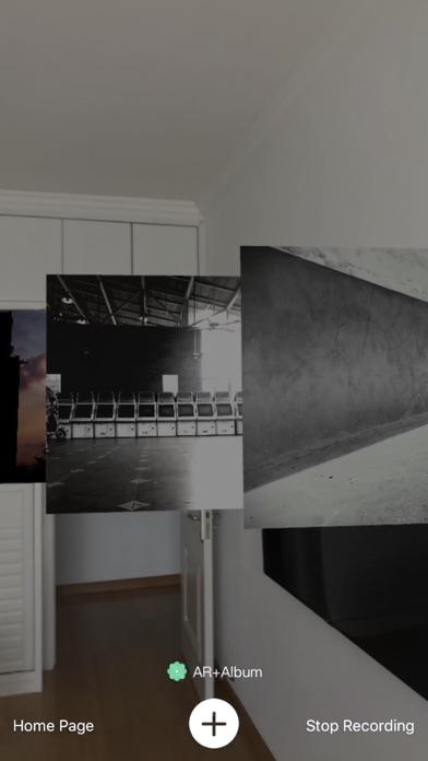 AR+Album Screenshots