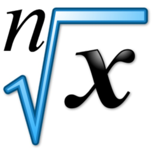 Root of any degree Calculator icon