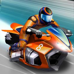 Ícone do app Impulse GP - Super Bike Racing
