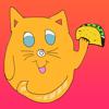 Mark Millard - Neko Fun Cat Stickers  artwork
