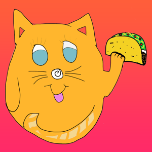 Neko Fun Cat Stickers - Stickers app