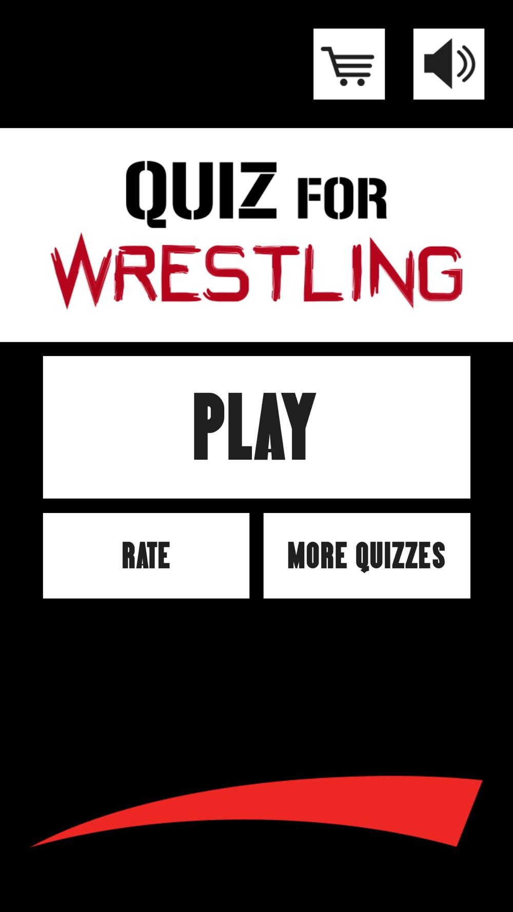 Wrestling: Quiz Game
