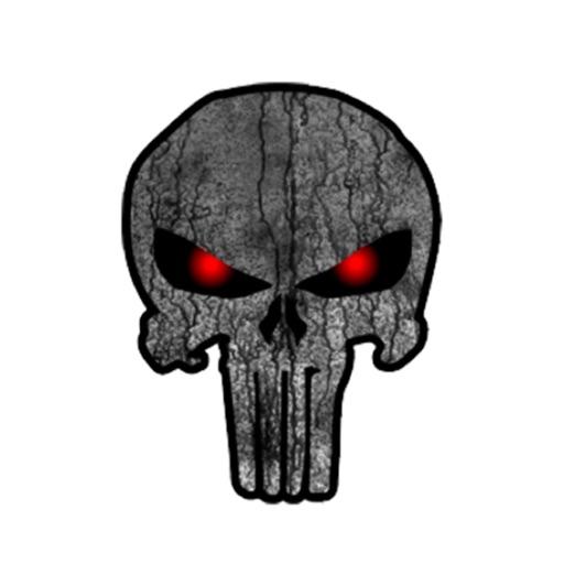 Punisher Stickers Bundle
