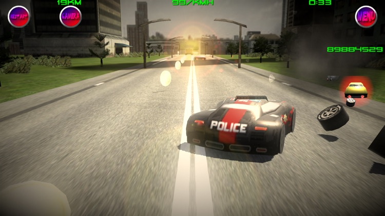Police Chase Smash screenshot-3