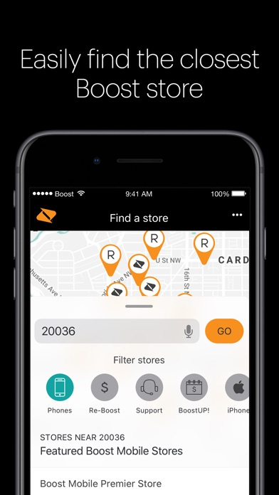 my boost mobile app