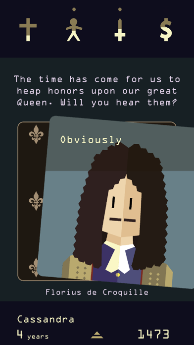 download Reigns: Her Majesty apps 1