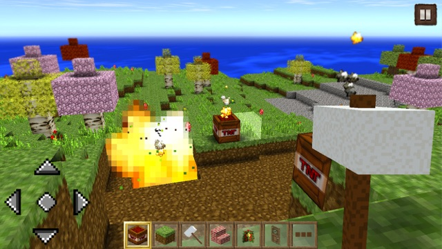 World Craft  Epic Dream Island Screenshot