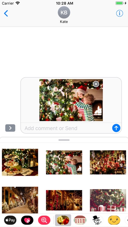 Christmas Stickers - New