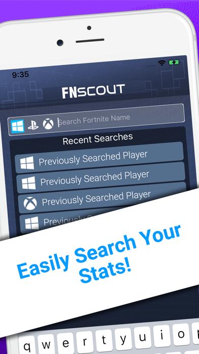 FN Scout screenshot one