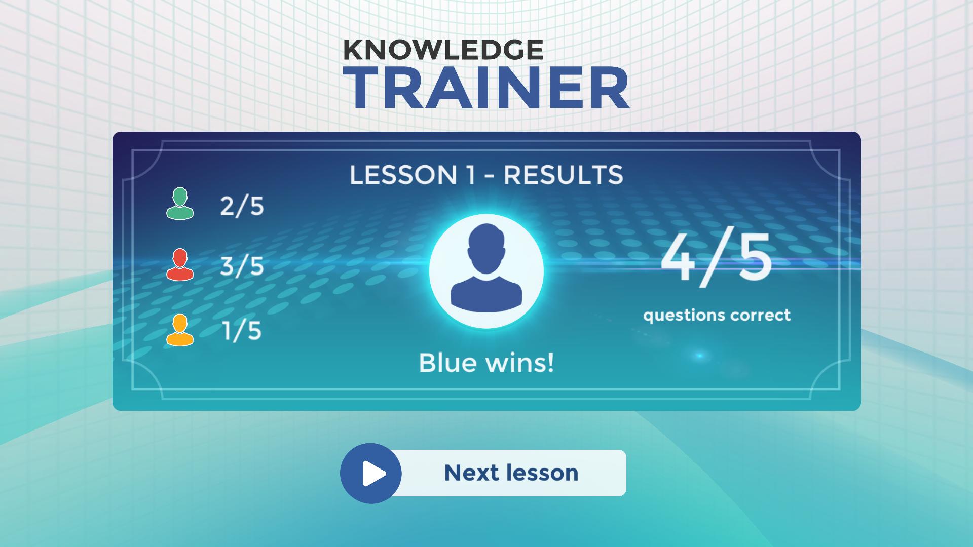 Knowledge Trainer: Trivia screenshot 13