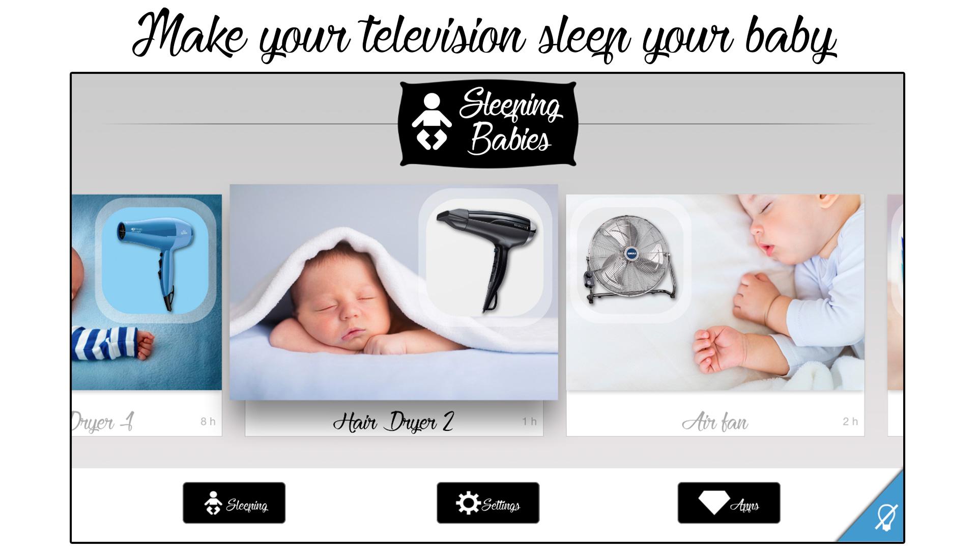 Sleep Baby © screenshot 5