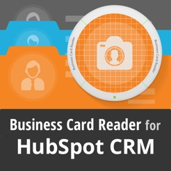 Business card reader 4 hubspot on the app store business card reader 4 hubspot 4 reheart Choice Image