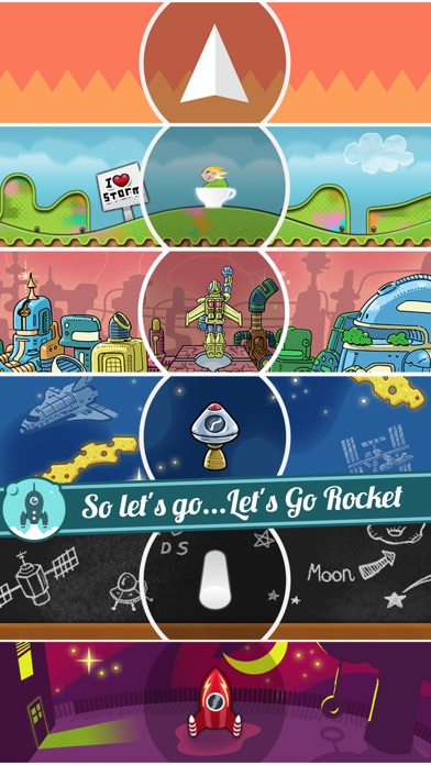 Let's Go Rocket Screenshots