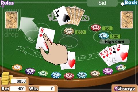 Russian Poker App 截图
