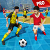 hamza khalid - Indoor Soccer Futsal 2018 artwork