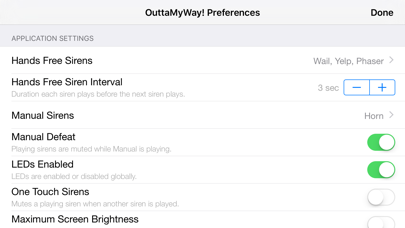 Outtamyway review screenshots