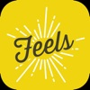 FEELS Weather app for Snapchat