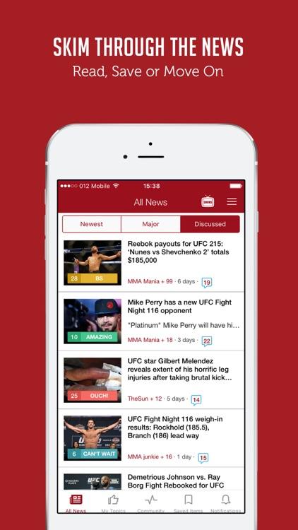 MMA Ultimate Fighting screenshot-3