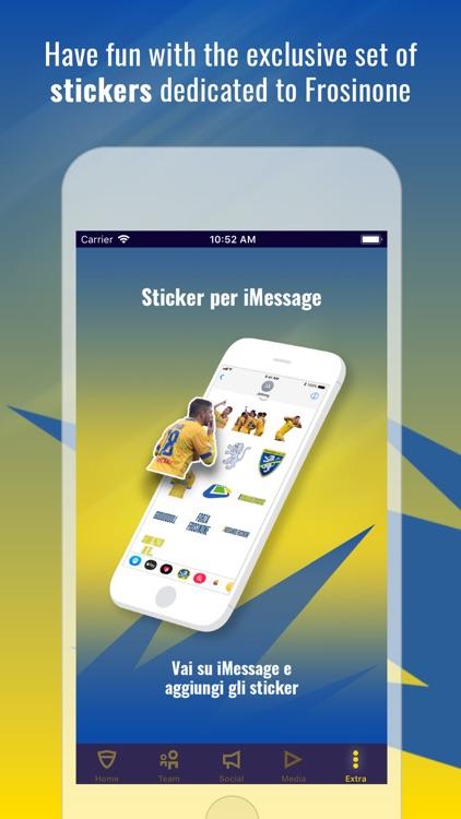 Frosinone Calcio Official App screenshot-3
