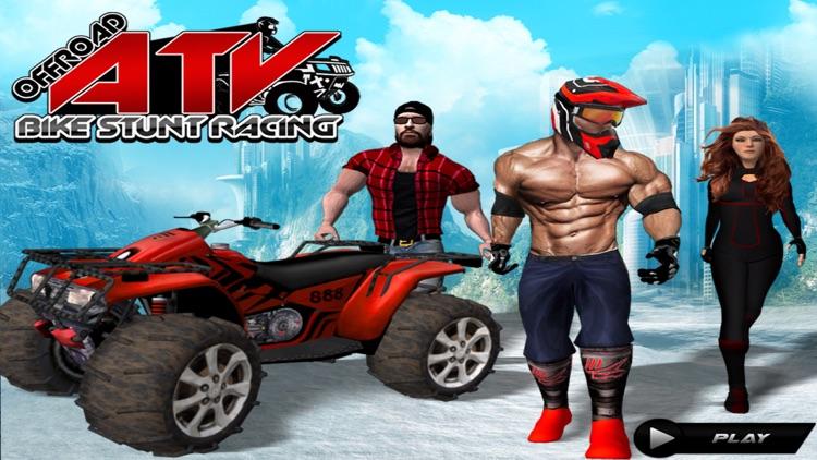 Racing Offroad Atv Bike Games screenshot-3
