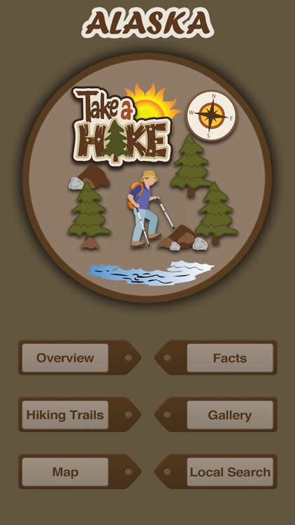 Alaska Hiking Trails screenshot-1
