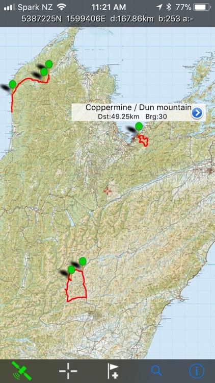 NZ Topo50 South Island screenshot-3