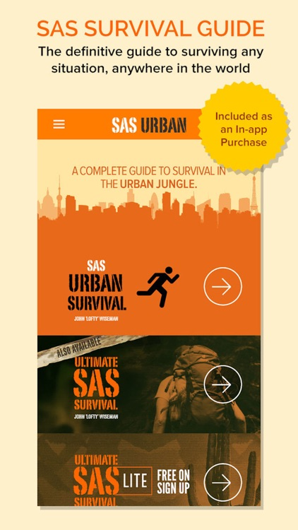 SAS Urban Survival screenshot-4