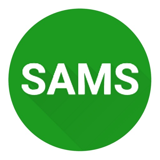 Download SAMS V3 free for iPhone, iPod and iPad