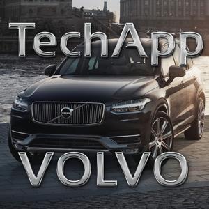 TechApp for Volvo app