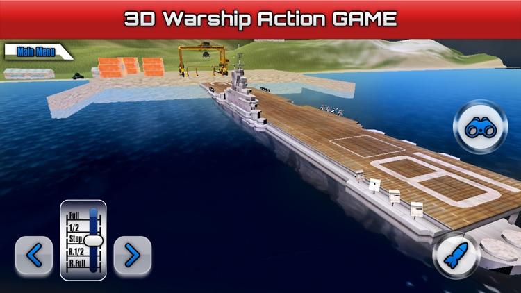 Warship Battle-Sea Warfare screenshot-3