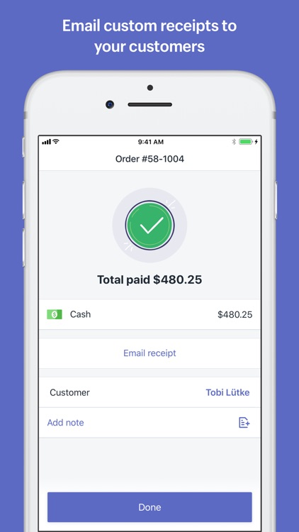 Shopify POS: Point of Sale screenshot-2